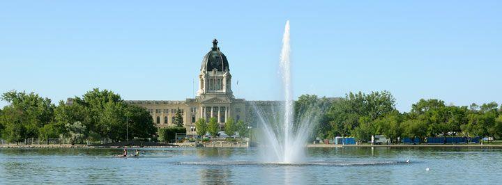 Regina, Saskatchewan Parliament Building