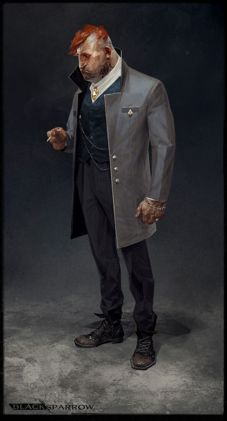 The fashion of Dishonored 2 | GameWatcher