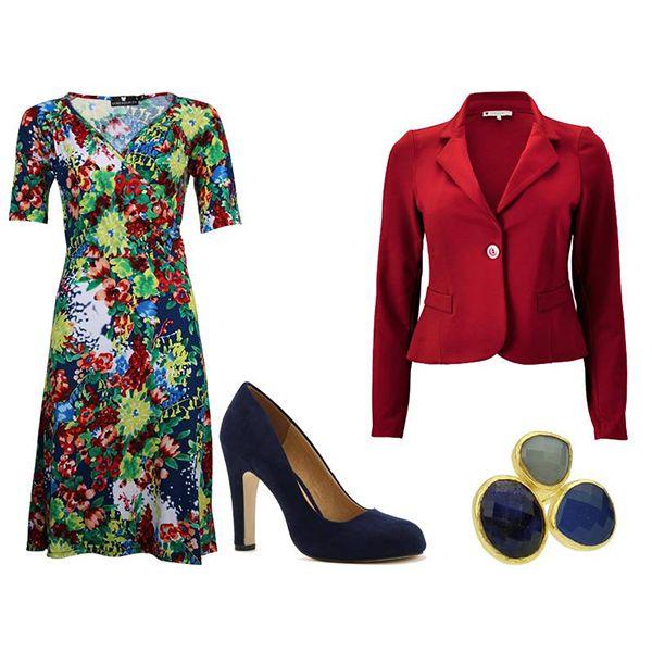 Stijltip van de week met de nieuwste Sam   http://www.dressesonly.nl/jurk-sam-floral-kobalt-blue-srndpty.html   #jurk #SRNDPTY