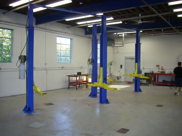 Tp9kac Car Lift North American Auto Equipment Garage