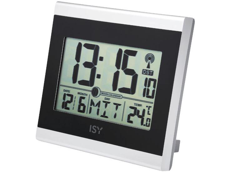 ISY IDC3100 digitális fali óra - ISY IDC3100 digital wall clock