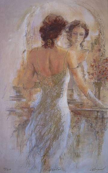 Gary Benfield Original | Reflection by South African Artist Gary Benfield | Fine Art Portfilio