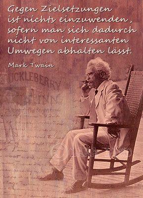 Mark Twain                                                       …