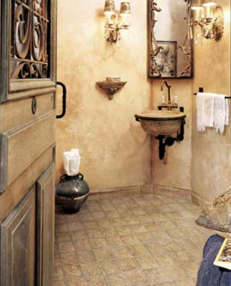 25 best ideas about tuscan bathroom decor on pinterest tuscan bathroom tuscan bedroom decor - Bathroom design ideas italian ...