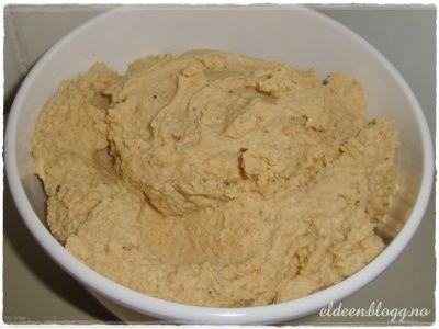 Hummus. (~Eldeen~)