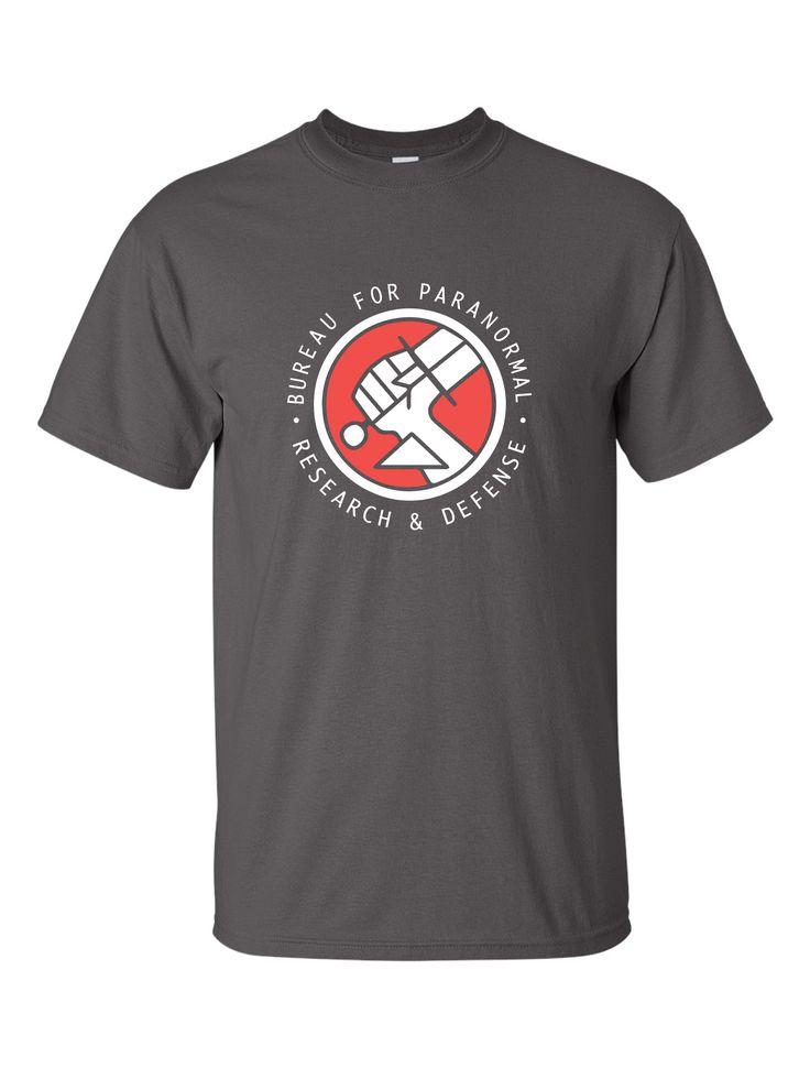 Hellboy T-shirt on eBay