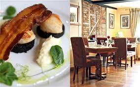 Earl of March, Lavant. Excellent chef creates wonderful meals. Superb view of the Lavant valley / South Downs.