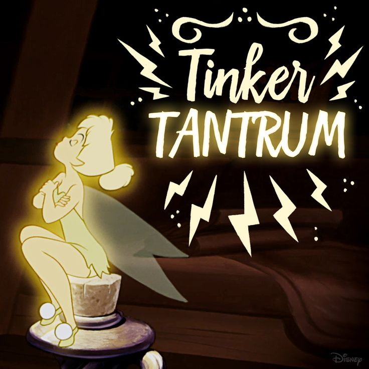 Hahaha my husband says this to me all the time lol stop throwing s tinker tantrum