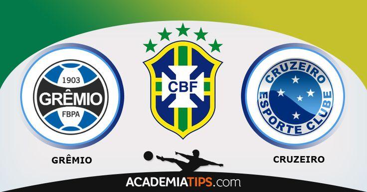 Grêmio x Cruzeiro: O time gaúcho contará com uma situação vantajosa no duelo diante do Cruzeiro. Sofrendo apenas cinco gols na metade final da competição...  http://academiadetips.com/equipa/gremio-x-cruzeiro-campeonato-brasileiro/