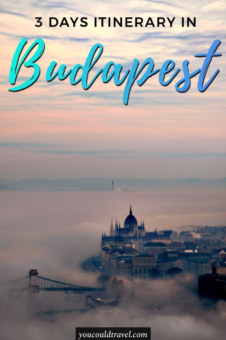 3 days in Budapest - Wondering how to spend 3 days in Budapest? Here is our Budapest itinerary which we created since we moved here in the Hungarian capital. You can decide to spend a long weekend exploring Budapest by following our travel guide which includes what to do, where to go and what to see in Budapest. It also includes a few spots where you can eat lunch and dinner as well as important activities which you cannot miss. #budapest #travel #hungary #travelguide #guide