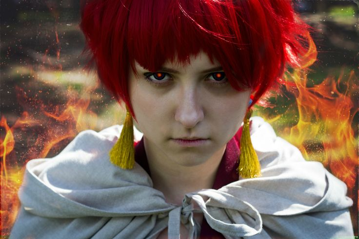 Redhead Princess - TeaWithLemon  Photo by Irina Kuvaldina  #暁のヨナ #akatsukinoyona #hak #yona #cosplay