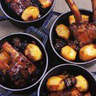 Spareribs met hoisinssaus en krieltjes recept - Vlees - Eten Gerechten - Recepten Vandaag
