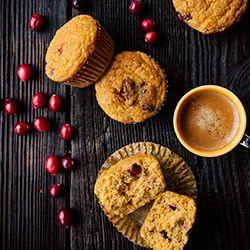 Muffinki jaglano-dyniowe - Przepis