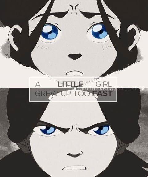 Real Avatar Girl: Avatar: TLAB/LOK