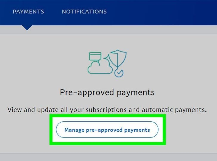 Paypal Cancel Recurring Payments Guide Tutorial Method Funny Gifs Fails Payment Online Blog