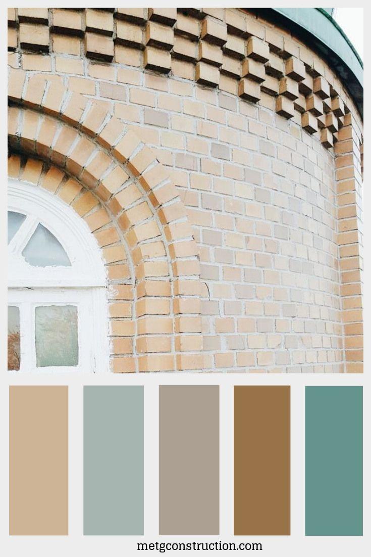 M&G Color Palette