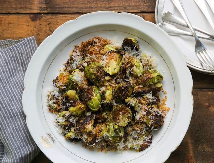 How to make Oven-Fried Brussels Sprouts for the perfect side dish