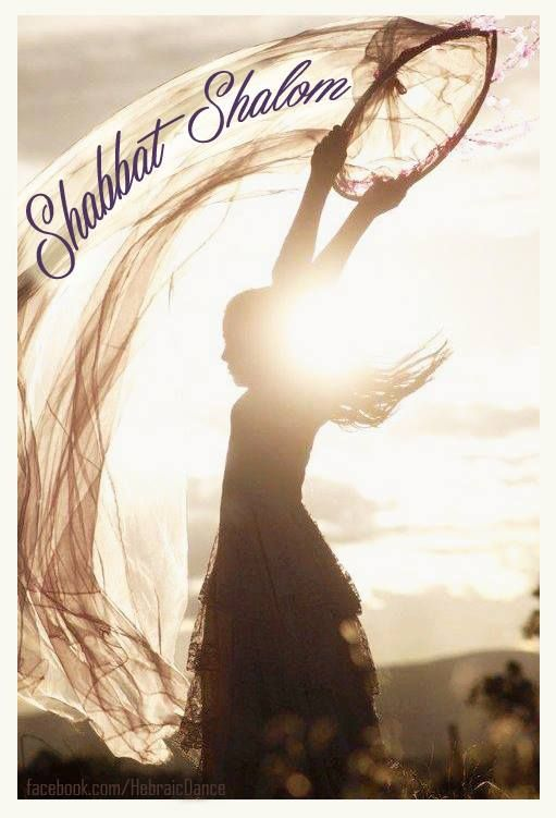 Shabbat Shalom!                                                                                                                                                      More