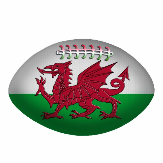 Rugby Ball Wales Flag Ornament Zazzle Com Rugby Gifts Wales Flag Rugby Ball