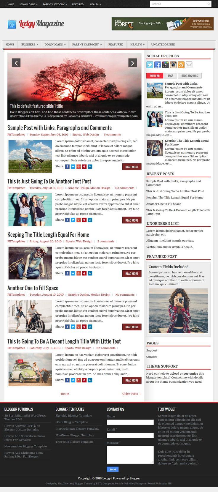 Ungewöhnlich Minimalistische Blog Vorlagen Zeitgenössisch - Entry ...
