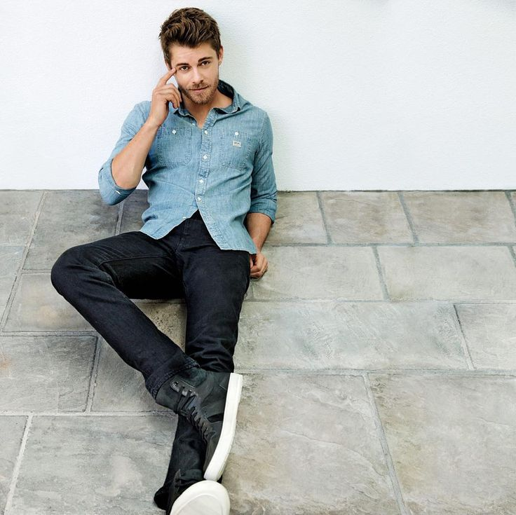 Luke Mitchell - Agents of S.H.I.E.L.D., The Tomorrow People
