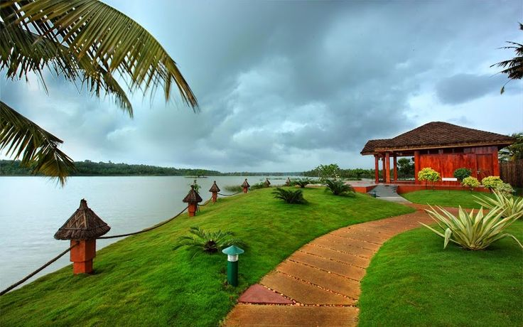 Such splendid views at the #Fragrant #Nature #Resort leaves you truly breathless and at peace! A #RareIndia #Retreat!  Explore More: http://bit.ly/VOPNID