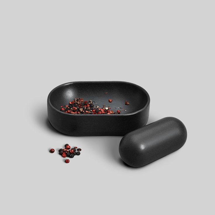 Pill Mortar & Pestle