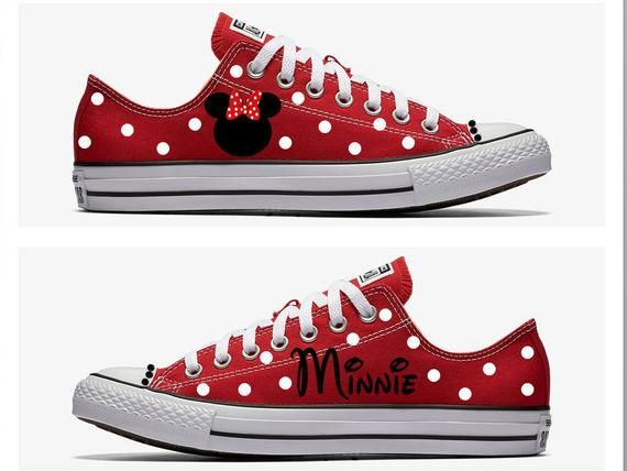 00d8a6584e63 This is a fun pair of new red Converse