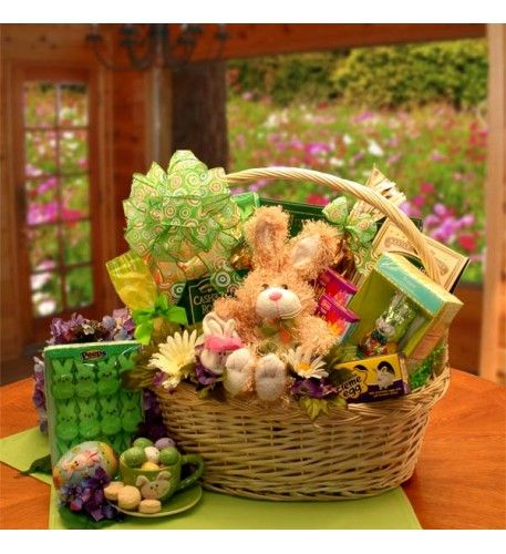 396 best easter gifts ideas images on pinterest easter gift hop into the hearts of your loved ones this year with our easter festival gift basket negle Image collections