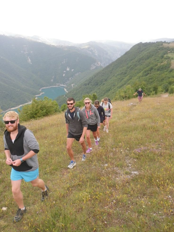 "The Piva Lake Hike takes you through undisturbed nature to experience the contrast of the rolling hills & steep cliffs towering the Piva Lake, as part of our ""Standard"", ""Active"" & ""Adventure"" multi-activity packages."