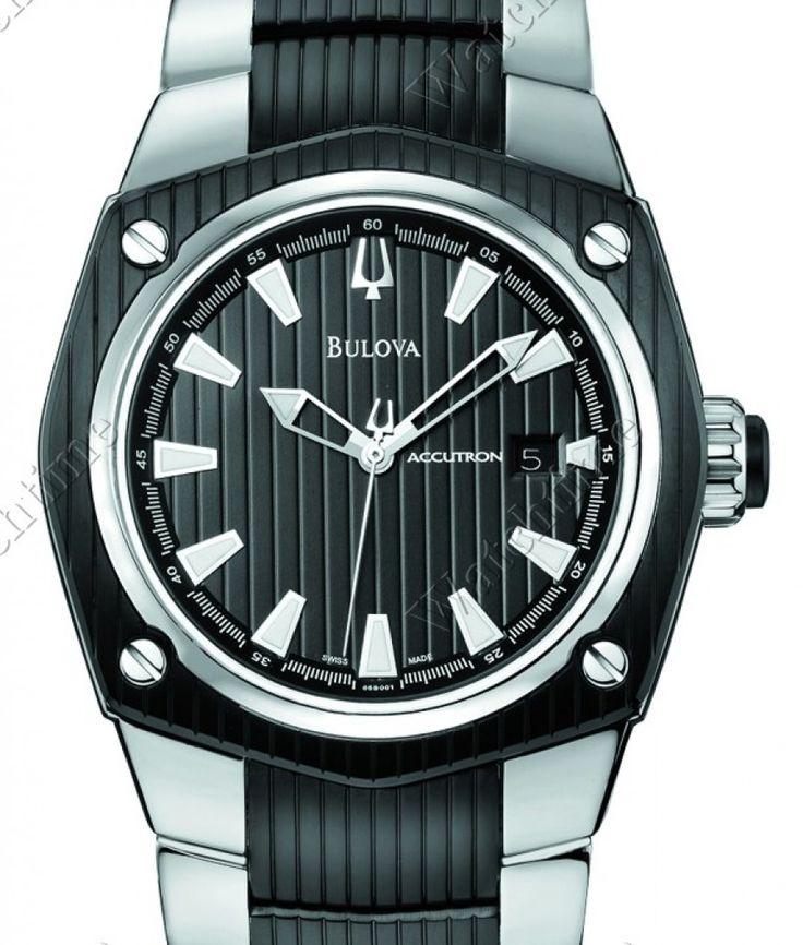 Bulova | Biarritz | Edelstahl | Uhren-Datenbank watchtime.net