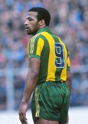 Cyrille Regis West Bromwich Albion 1978