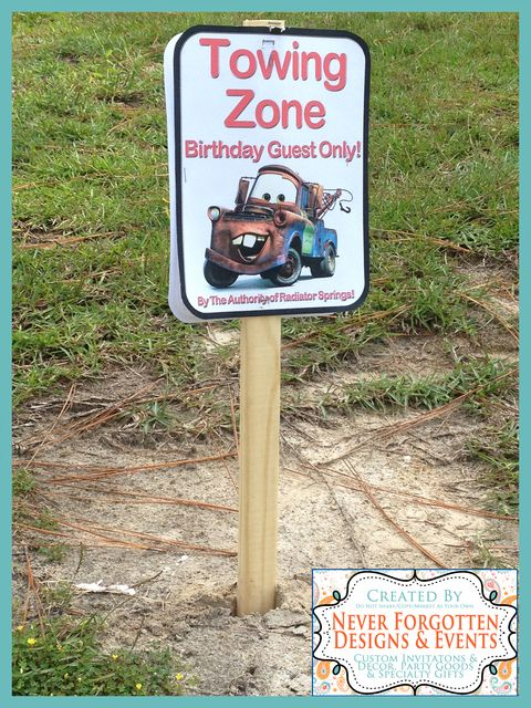 """Photo 1 of 13: Disney Cars Lightening McQueen / Birthday """"Cars 2nd Birthday Party"""" 