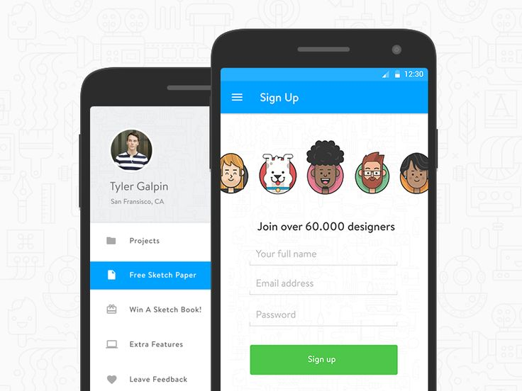 The 25+ best Android material design ideas on Pinterest | Android ...