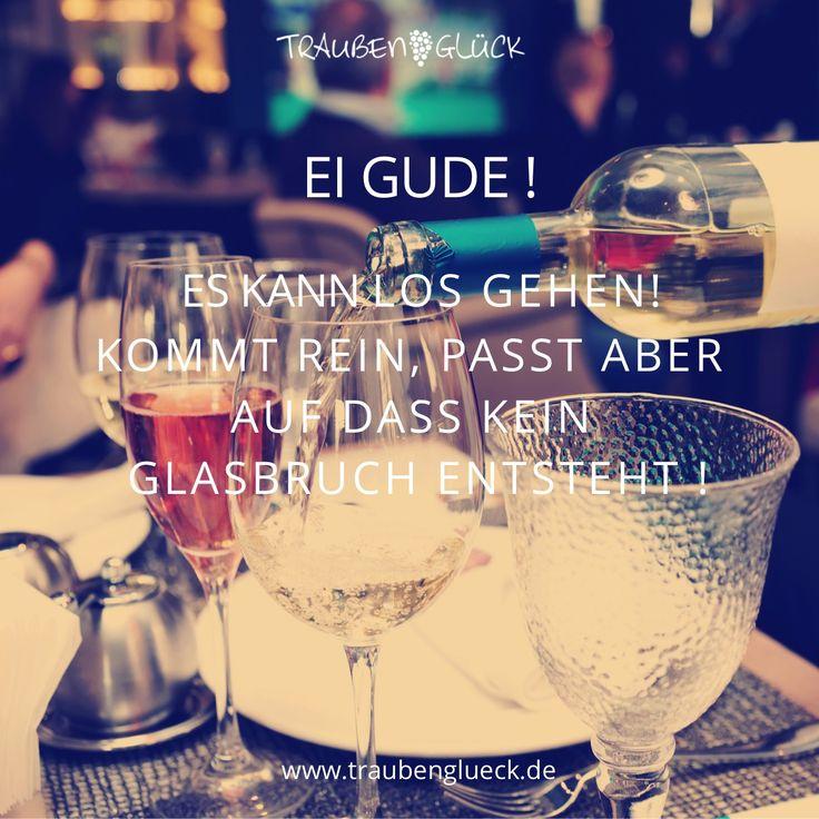 Now Open www.traubenglueck.de der Online Weinhandel aus Rheinhessen  #Traubenglueck #Traubenglück #Wein #Rheinhessen #Weinhandel