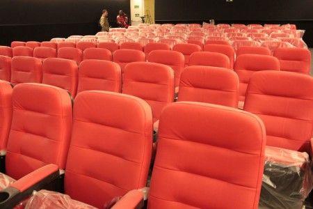 Cine Belas Artes é reinaugurado em grande estilo