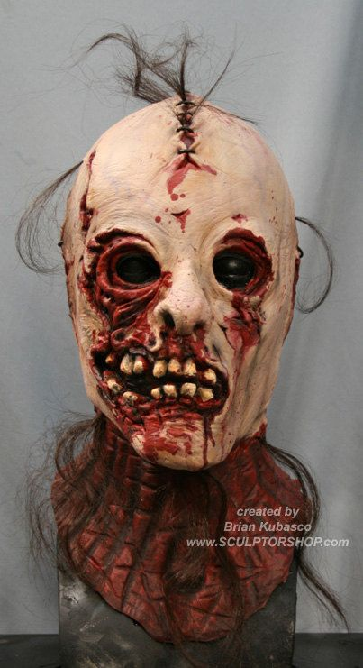 halloween masks halloween stuff spooky decor horror pictures fx makeup teen wolf special effects american horror prison - Bloody Halloween Masks