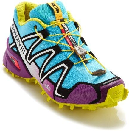 Salomon Speedcross 3 Trail-Running Shoes - Women's