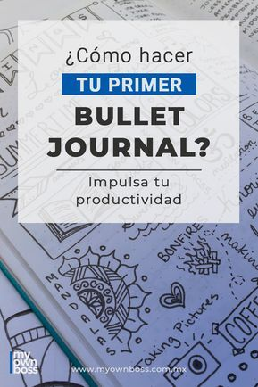 ¿Cómo hacer un bullet journal? A Bullet Journal is many things at once: a list of pending, an agenda, a diary, an activity guide, a space to scribble and much more. Here you will learn to make a Bullet Journal step by step in Spanish. Bullet Journal August, Bullet Journal School, Bullet Journal Agenda, Making A Bullet Journal, Bullet Journal Tracker, Bullet Journal Hacks, Bullet Journal Aesthetic, Bullet Journal Ideas Pages, Bullet Journal Layout