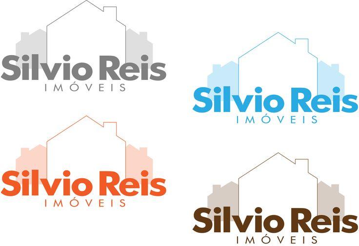 Logotipo de imobiliária.