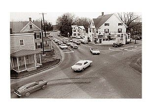 old Olney intersection