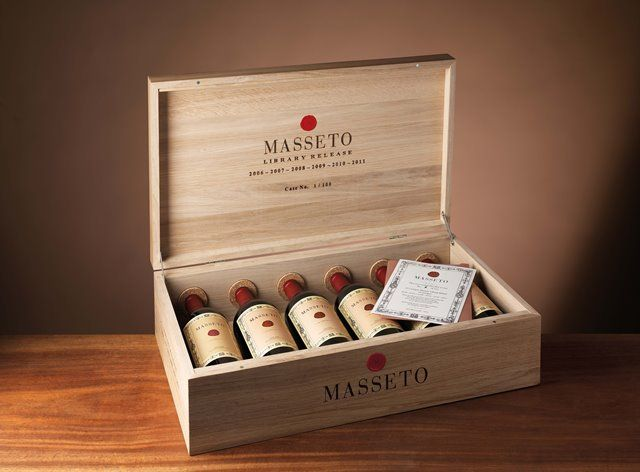 """#Masseto, uno dei #vini italiani più #amati dai #collezionisti, è orgoglioso di annunciare il #lancio della sua prima """"Masseto Library Release"""", cioè una #raccolta di rare #annate"""
