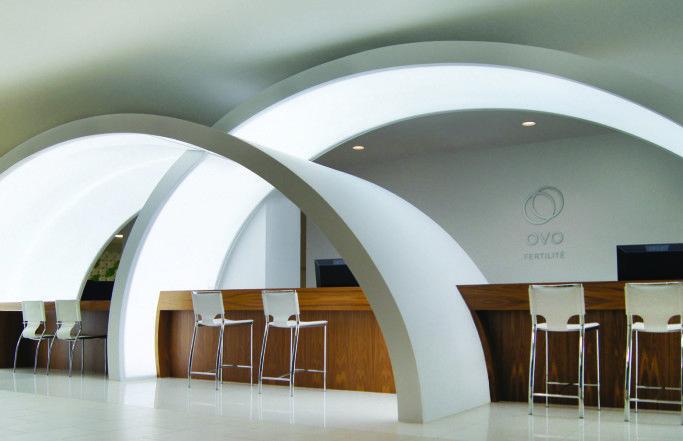 OVO Fertilité Groupe Leclerc Architecture & Design