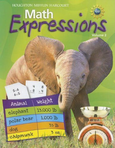 12 Best images about Math expressions 3rd grade on Pinterest | 3rd ...