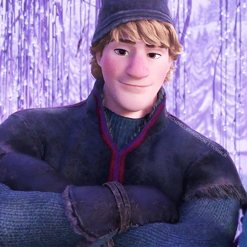 "Even his little smirk is enough to set your heart aflutter. | For Everyone That Is Attracted To Kristoff From ""Frozen"""