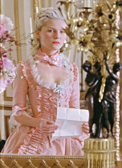 Marie Antoinette, kirsten dunst