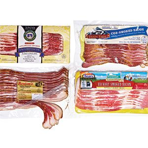 Pork belly and healthy cooking are not mutually exclusive. A little of the smoky-best bacon goes further than any other kind.