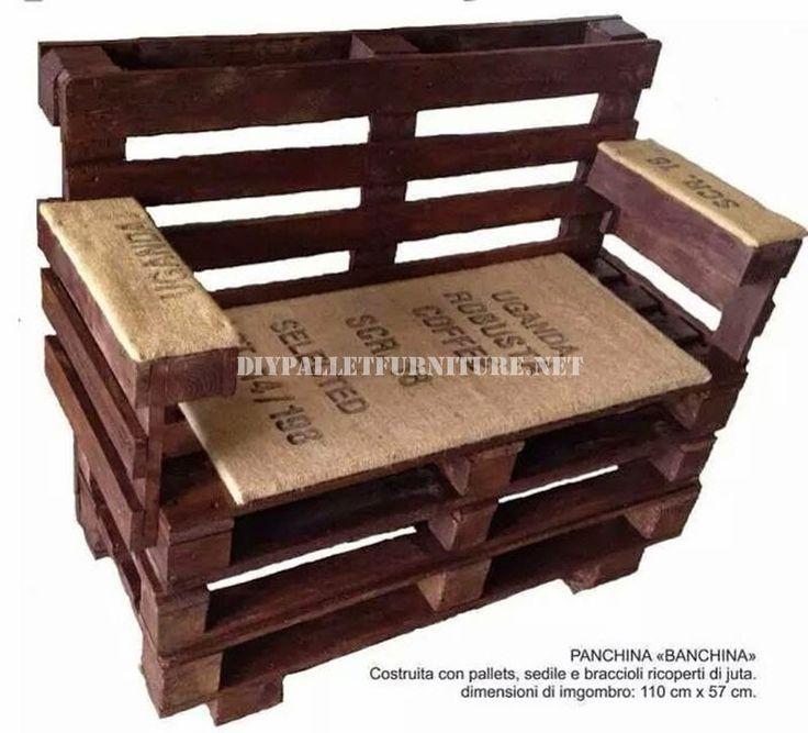 166 best images about muebles de palets on pinterest - Como hacer muebles con palet ...