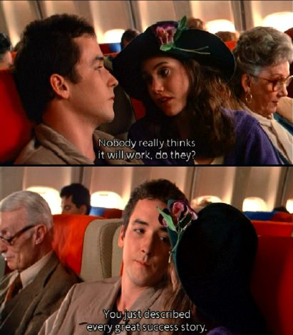 Say Anything..LOVE this movie.Watched it soooo much as a teenager. Love John Cusack