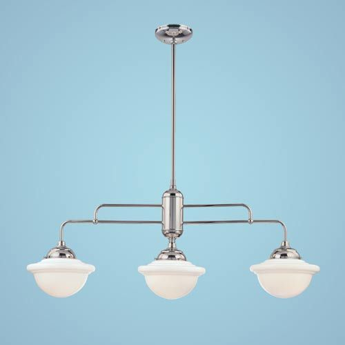Millennium Lighting Neo-Industrial Chrome Three-Light